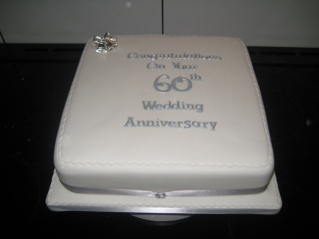 60th Anniversary Cake Kelly Warren Flickr