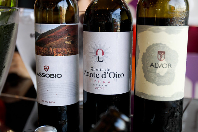 Take advantage of delicious Portuguese wine on your self-catering holiday
