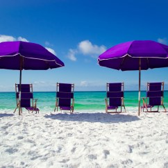 Beach Chairs And Umbrella Canton Chair Rental Umbrellas Sand Salt Water Andrea Horn Flickr By Bokeh Eyes