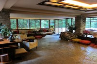Fallingwater Living Room