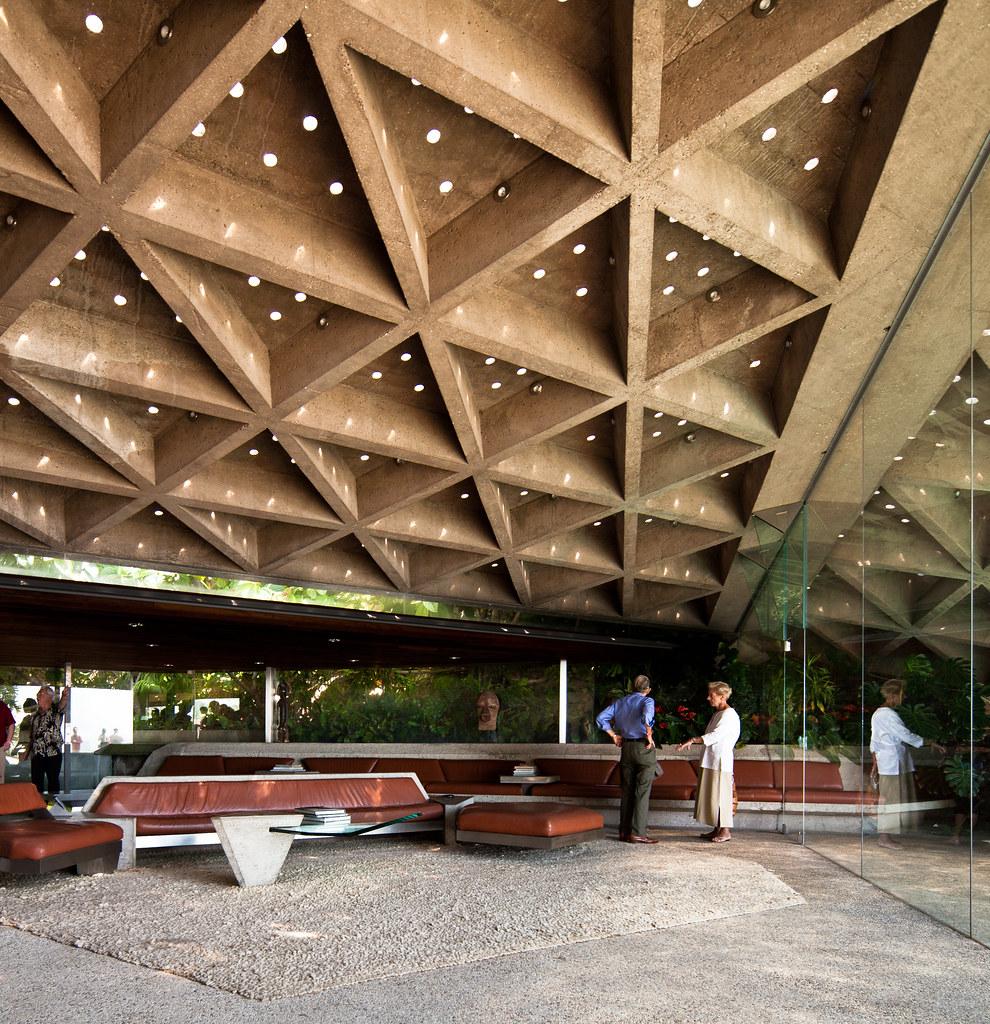 SheatsGoldstein Residence  Architect John Lautner 1961