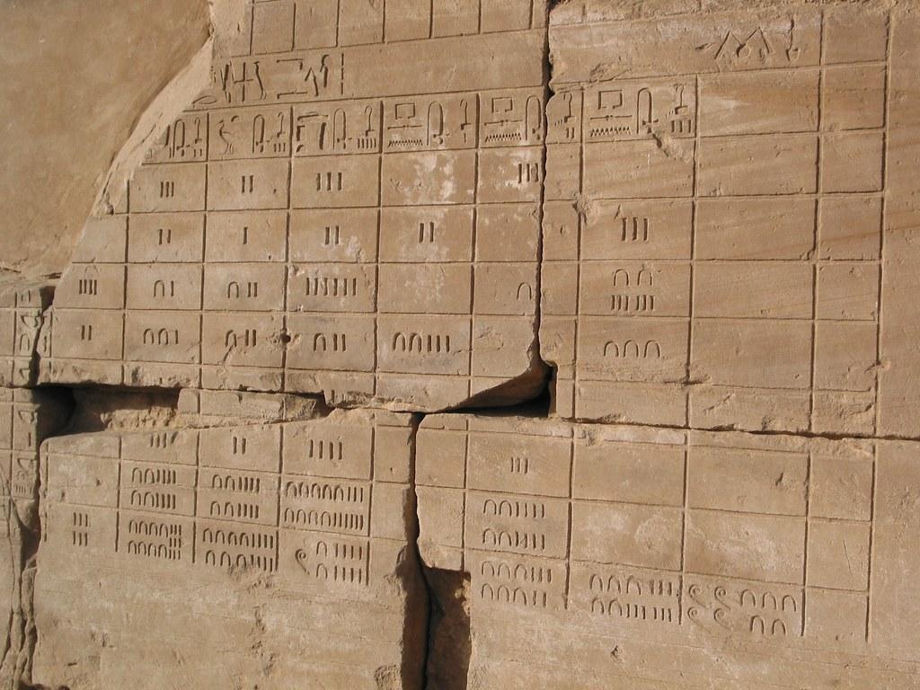 102 Img Ancient Egyptian Calendar