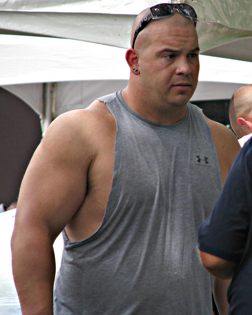 Liberty Strongman Classic 11  59  Strongman Mike
