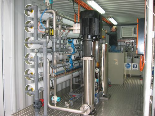 wastewater treatment plant flow diagram wiring for 7 pin trailer harness containerised ro plants   containerized reverse osmosis (r.o… flickr