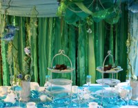 Under the Sea Table | Custom Table Decorations with an ...