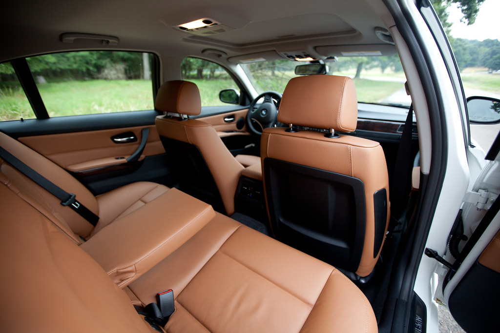 BMW 335d  Interior  Saddle Brown  d as in Diesel Estimat  Flickr