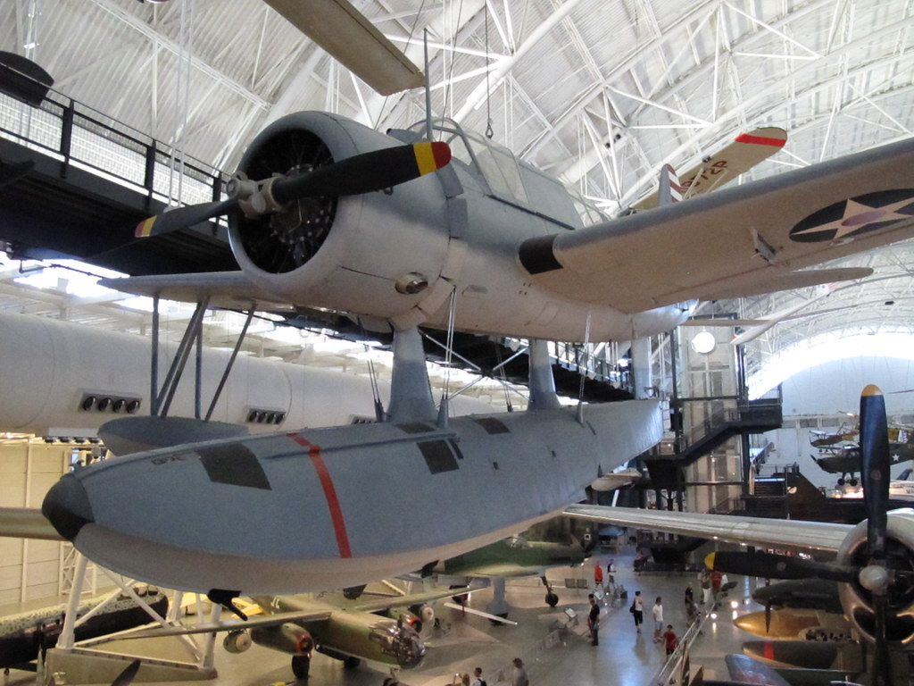 VOUGHT OS2U3 KINGFISHER  VoughtSikorsky Aircraft Division  Flickr