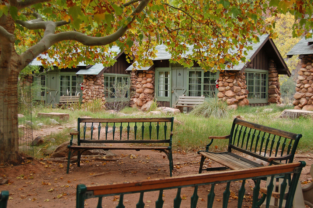 Grand Canyon Phantom Ranch 0260  Phantom Ranch at the