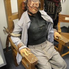 Electric Chair Execution Gone Wrong White Reading The Prop Store Of London - La From Gr… | Flickr
