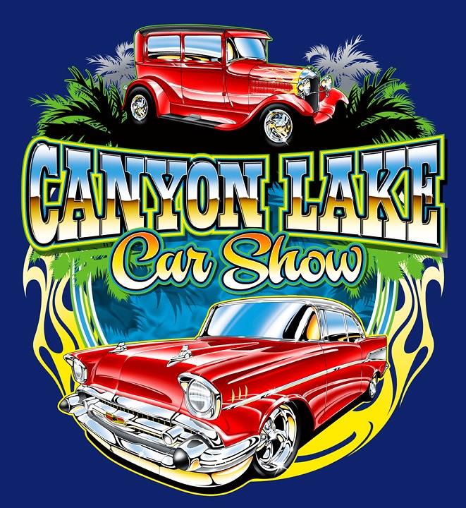 Canyon Lake Car Show TShirt  Kristina Albrecht  Flickr