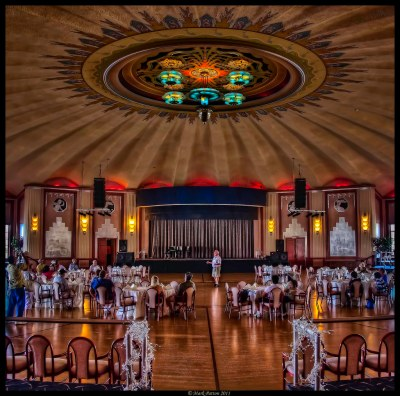 Catalina Island Casino Ballroom | This is the ballroom at ...