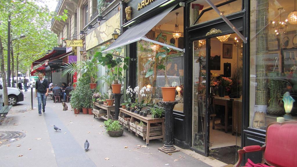 Local Shops Paris Neighborhood La Citta Vita Flickr
