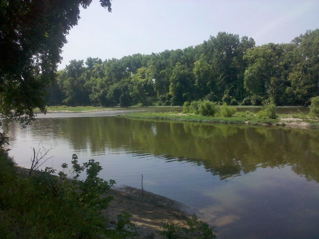 Great Miami River Hamilton County Ohio  What a great