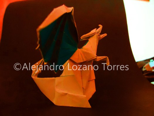 Origami Charizard By Orixander Flickr