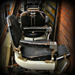 Mobile Barber Chair Black Wicker Chairs Talking I Have Sat Many Times In This