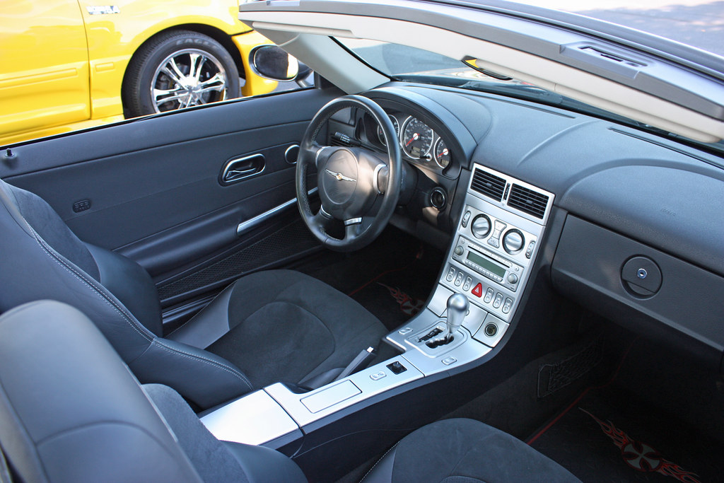 2005 Chrysler Crossfire SRT 6 Convertible 5 Of 11 Flickr