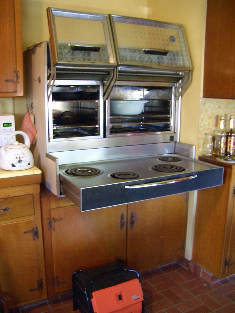 Early 1960s Frigidaire Flair Oven  Taken during an estate s  Flickr