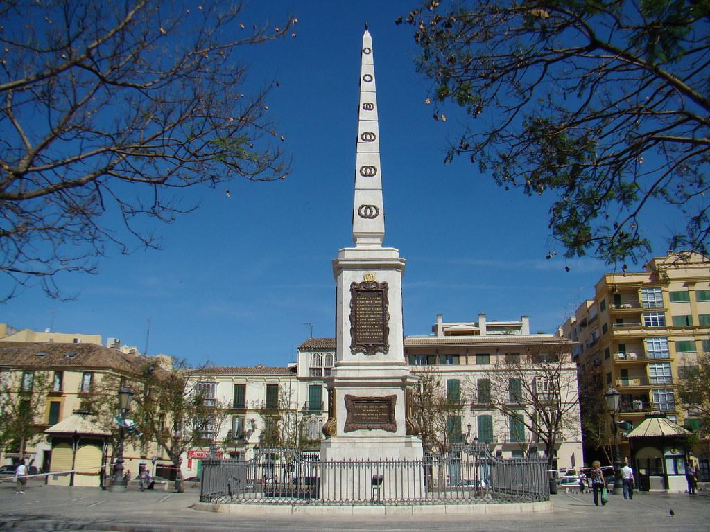 Malaga Plaza de la Merced 01