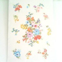 DIY Vintage Fabric Wall Art   Waiting to be framed Blog ...