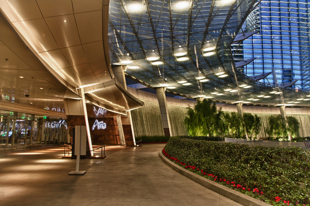 Aria Front Lobby Aria Is The Italian Word For Quot Air Quot It