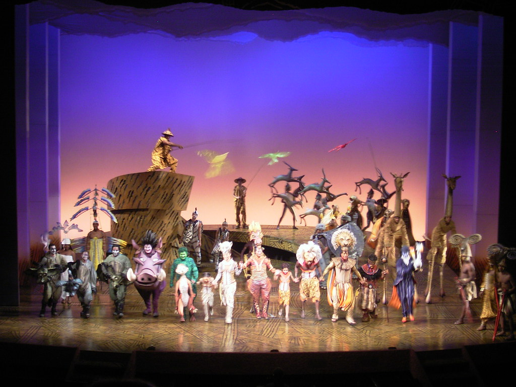 lion king london cast 2011