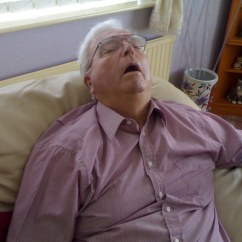 Sleeping In A Chair Gif Cover Hire Northampton Grandad Catching Fly 39s Marc Lewis Flickr
