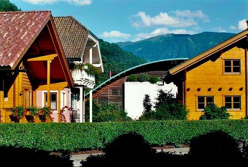 Case prefabbricate interamente di legno CasaClima della di  Flickr