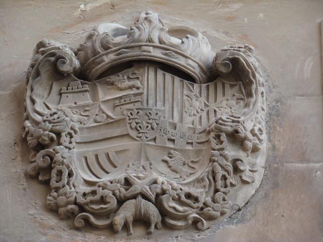 Malaga capital escudo heraldico 001