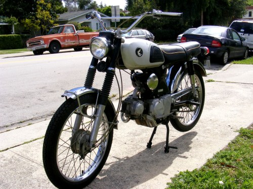 small resolution of  1967 honda cl90 scrambler motorcycle by christian boehr