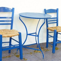 Chair Positions In A Fraternity Patio Cushions Clearance Greek Taverna Typical Chairs