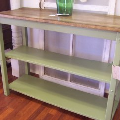 Kitchen Console Table Best Island Another View Of This Neat O Flickr By Brian D Cole