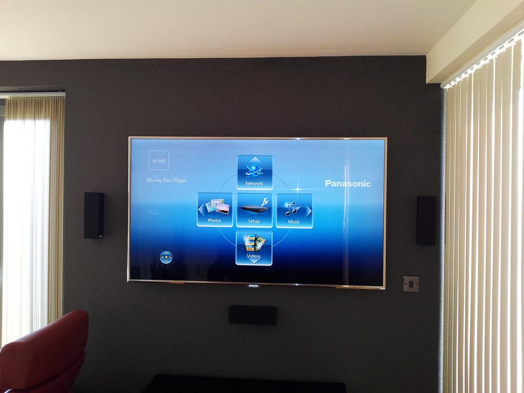 Samsung 60 inch TV Cinema Pack  Samsung 8000 60 inch LED