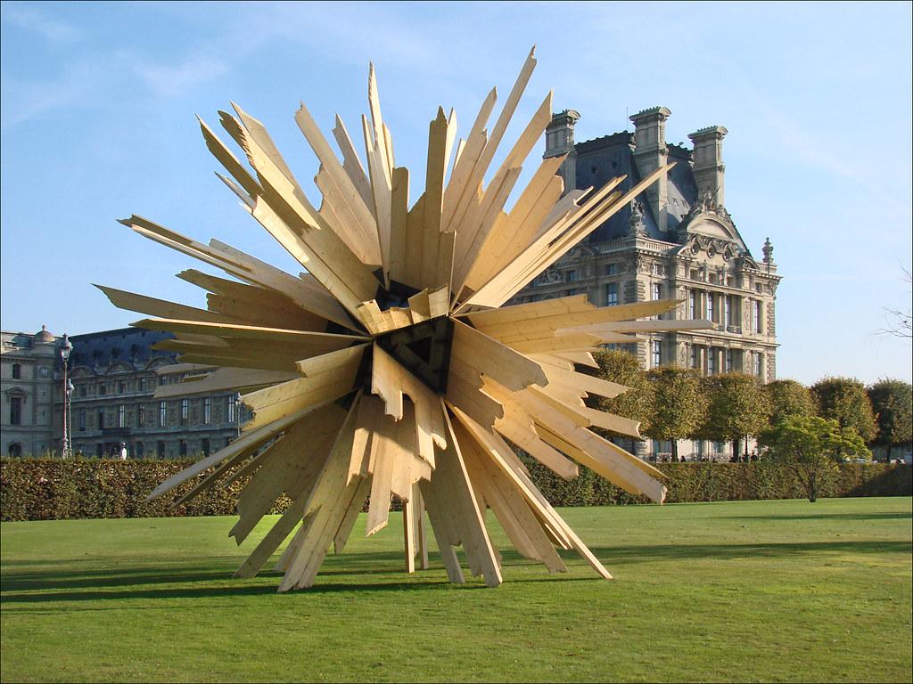 La FIAC 2011 au jardin des Tuileries Paris  Vincent Mauge  Flickr