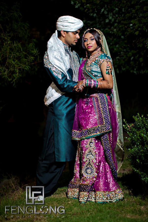 Indian Bridal Portrait  Amir  Nasrines Wedding Day 3    Flickr