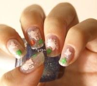 Little lucky piggies | My own nails Base coat Nail polish ...