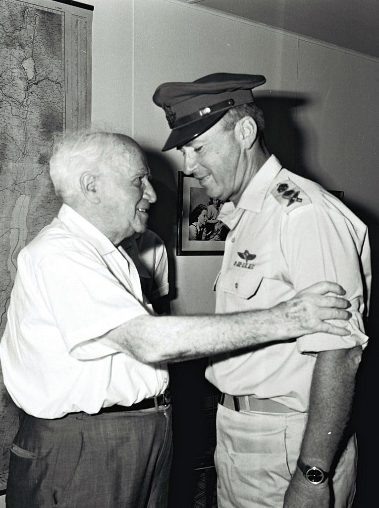 רוצים לדעת כמה שווה דירה בדרך יצחק רבין, פתח תקווה? David Ben-Gurion and Yitzhak Rabin   David Ben-Gurion