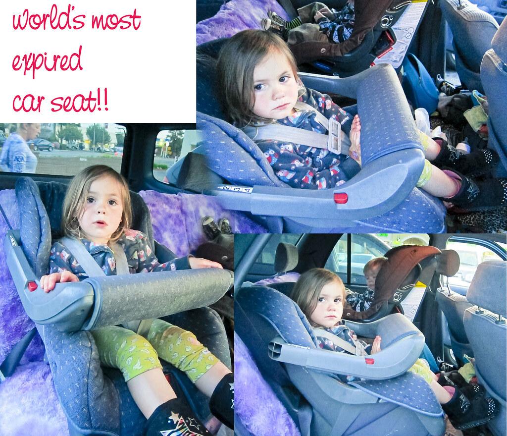 90s car seat  when my friend said she had two car seats