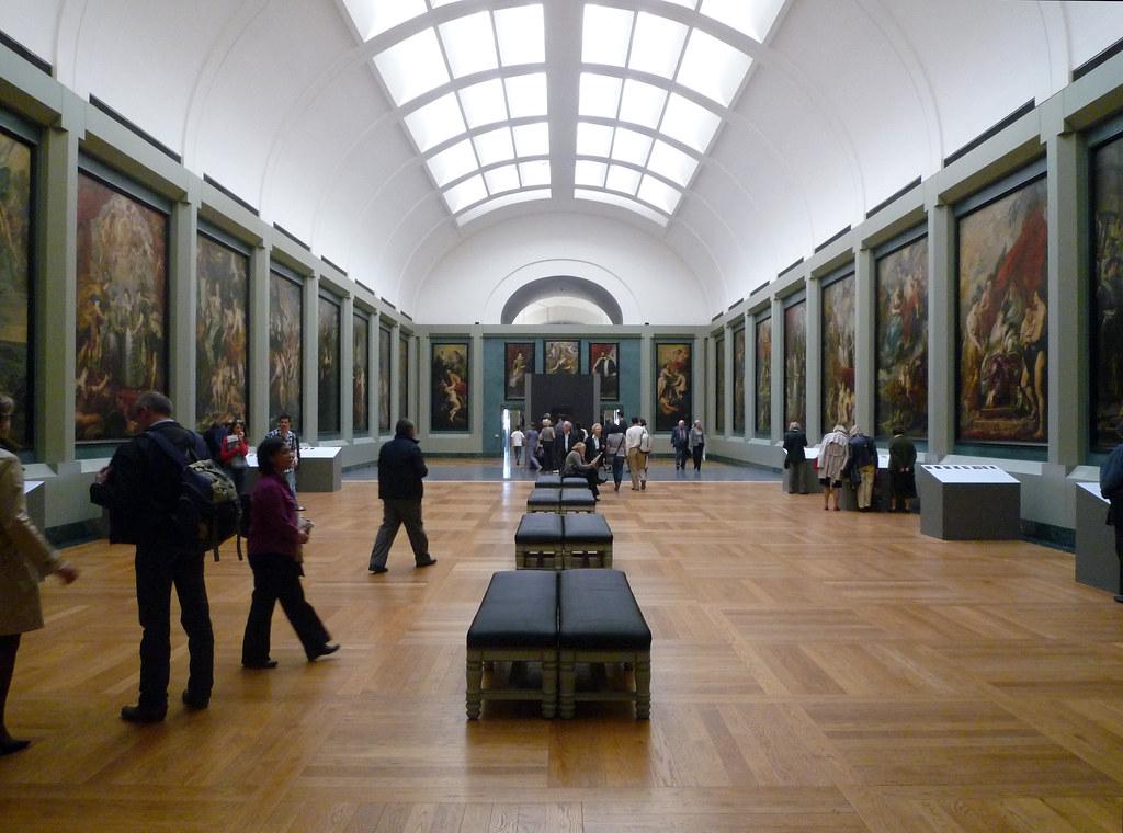 Rubens Arrival or Disembarkation of Marie de Medici at