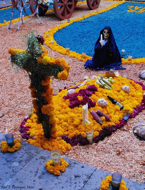 Rezando Dia Muertos Michoacn RDM  Sin mucho tiempo