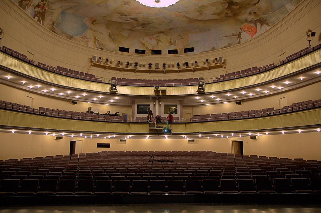Venue Saarlandisches Staatstheater Saarbrucken HDR  Flickr