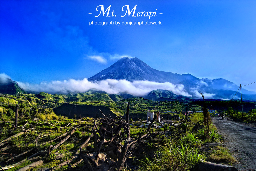 Gunung Merapi   Capture your beautiful moments with