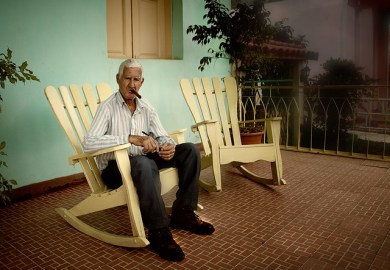 Old Man Rocking Chair