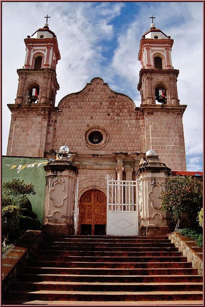 Parroquia de la Asuncin de Mara Coatepec Harinas Estad  Flickr