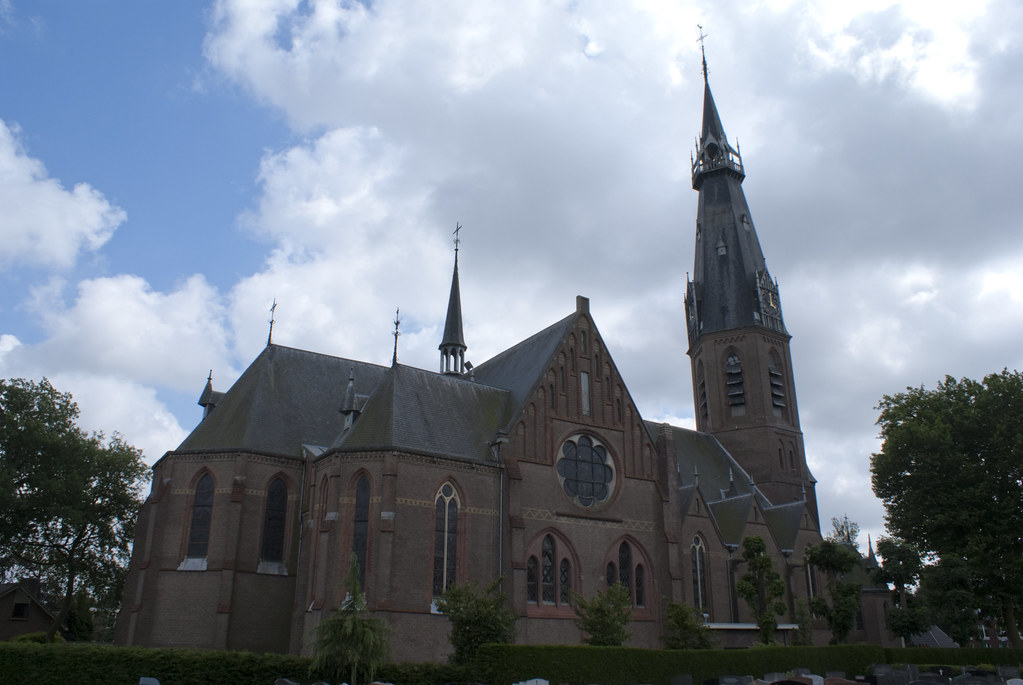 Sint Urbanuskerk  De Sint Urbanuskerk in Bovenkerk Amstelve  Shirley de Jong  Flickr