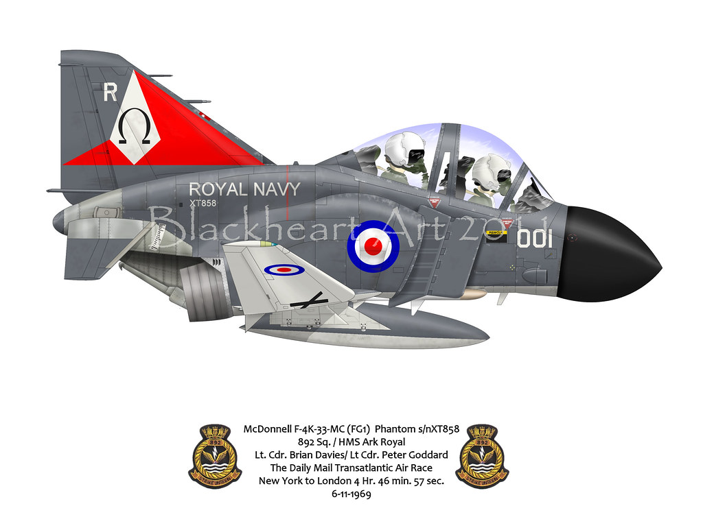 F4K Phantom  In keeping with Air Racing theme for