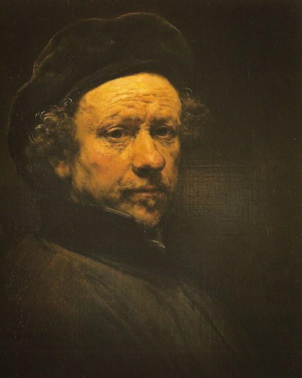 Rembrandt Van Rijn - Portrait Age 51 1657