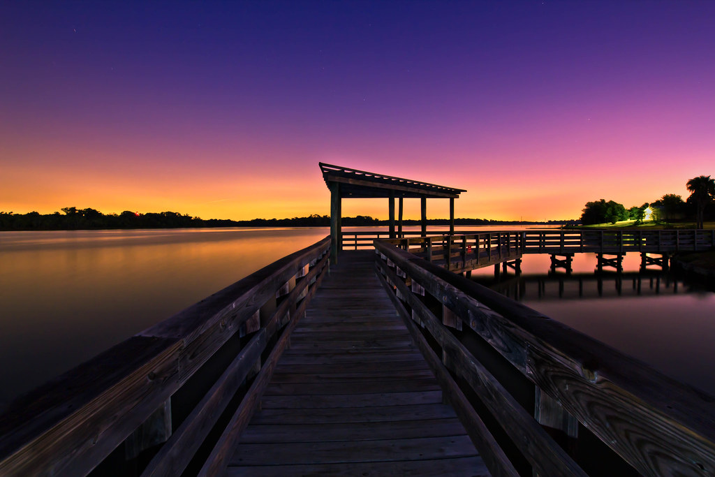 Panoramic Wallpaper Fall Clear Lake Park Seabrook Texas Please Visit My