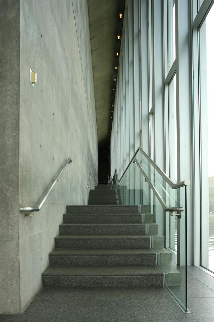 Tadao Ando Modern Art Museum of Fort Worth completed 200