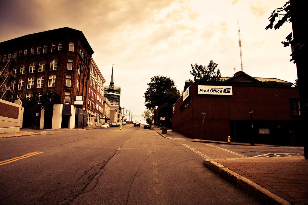 Bangor Derry  Maine  StefanoRomagna  Flickr