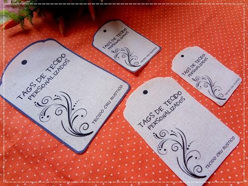 Tags Personalizados Cru ( Natural ) Ou Cartonado  Tag De